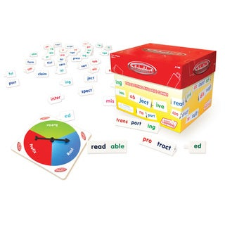 Junior Learning Syllabuilders -  The Exciting Syllable Game!