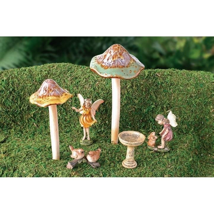 Marshall Fairy Mushroom Garden Accent Collection (Fairy M...
