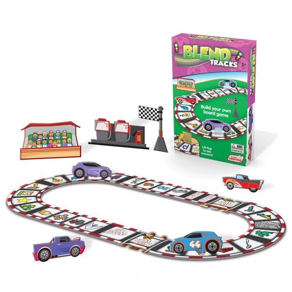 Junior Learning Blend Tracks Board Game