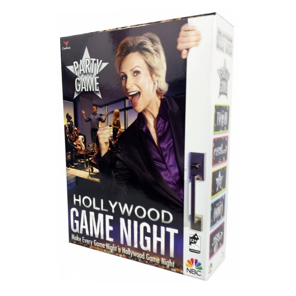 Cardinal NBC Hollywood Game Night Party Game