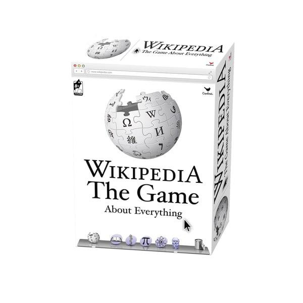 Wikipedia Board Game