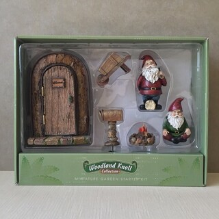Gnome Door Garden Accent Collection