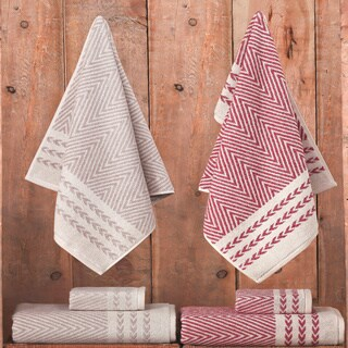 Enchante Salina 3-piece Turkish Towel set