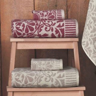 Enchante Lavilla 3-piece Turkish Towel Set