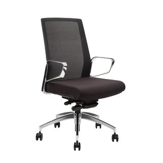 Aurelle Home Charmaine Ergonomic Office Chair