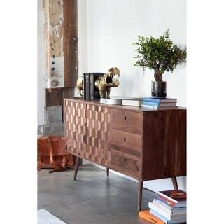 Aurelle Home Retro Modern Sideboard