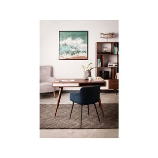 Aurelle Home Mid-century Modern Writing Desk