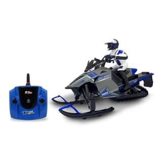 KidzTech 1:6 R/C Yamaha Snowmobile|https://ak1.ostkcdn.com/images/products/11320028/P18297462.jpg?impolicy=medium