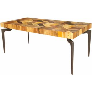 Aurelle Home Gabriel Dining Table