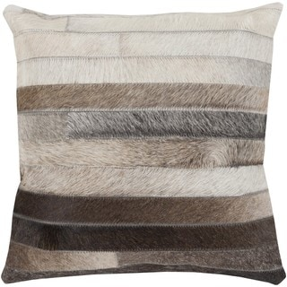 Decorative Andrassy 20-inch Down or Polyester Filled Pillow