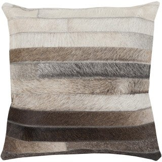 Decorative Andrassy 18-inch Down or Polyester Filled Pillow