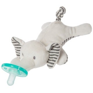 Mary Meyer WubbaNub Infant Pacifier Afrique Elephant|https://ak1.ostkcdn.com/images/products/11320140/P18297528.jpg?_ostk_perf_=percv&impolicy=medium