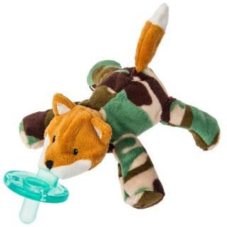Mary Meyer WubbaNub Infant Pacifier Camo Fox