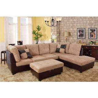 Siano Sand Right Hand Facing Sectional