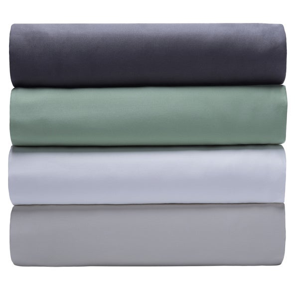 Fusion Fit&Fold 700 Thread Count Long Staple Egyptian Cotton Deep-pocket Sheet Set