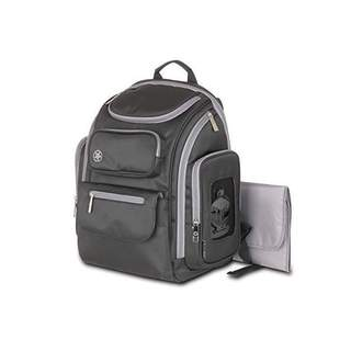 Jeep Perfect Pockets Back Pack Black