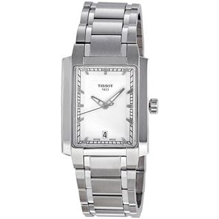 Tissot Women's T0613101103100 'TXL' Stainless Steel Watch