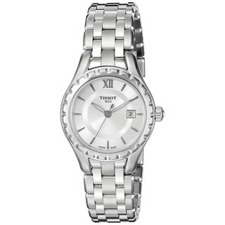 Tissot Women's T0720101103800 'Lady' Stainless Steel Watch