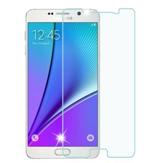 INSTEN Clear Tempered Transparent Glass Screen Protector for Samsung Galaxy Note 5