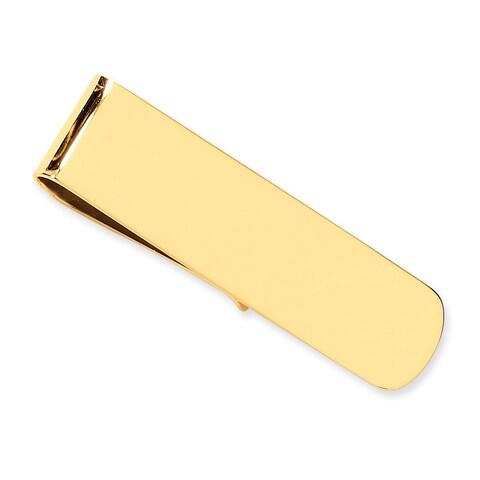 Versil 14 Karat Yellow Gold Money Clasp
