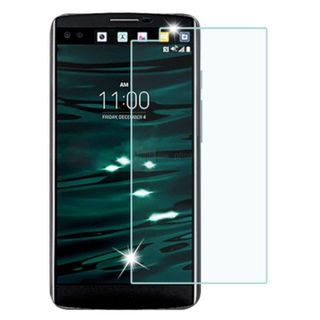 INSTEN Clear Tempered Glass Transparent Screen Protector for LG V10