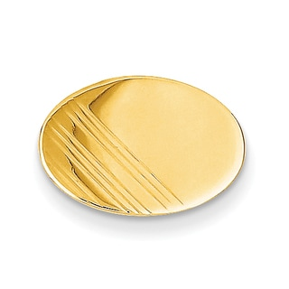 Versil 14k Yellow Gold Tie Tac