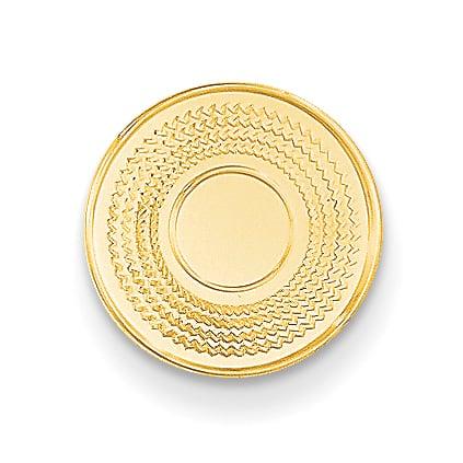 14 Karat Yellow Gold Tie Tac by Versil