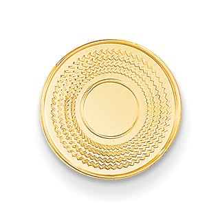 Versil 14 Karat Yellow Gold Tie Tac