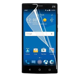 INSTEN Transparent Clear Screen Protector for ZTE ZMAX 2