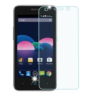 INSTEN Transparent Clear Tempered Glass Screen Protector for ZTE Obsidian