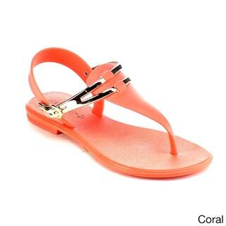 Beston AB41 Women's T-Strap Sandals