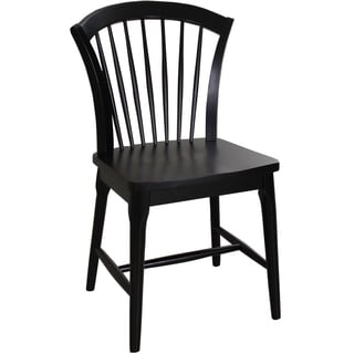 Candler Contemporary Tapered Windsor Side Chair