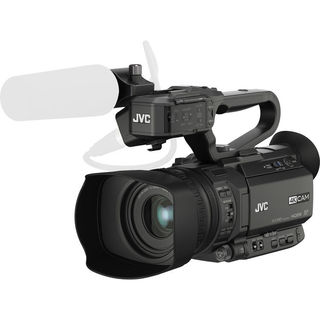JVC GY-HM200SP 4KCAM Compact Handheld Camcorder