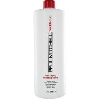 Paul Mitchell Fast Drying 33.8-ounce Sculpting Spray Refill