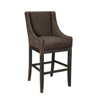 SB Signature Design by Ashley Moriann 30-inch Upholstered Barstool (Set of 2)