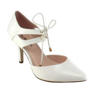 Beston AB46 Women's Lace Up Heels