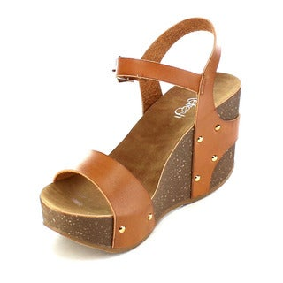 Beston AB26 Women's Ankle Strap Sandals