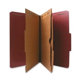 Nature Saver Classification Folder with Pocket Divider - (1/Box)