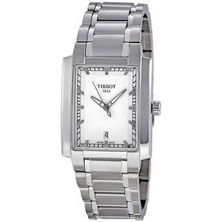 Tissot Men's T0615101103100 'TXL' Stainless Steel Watch