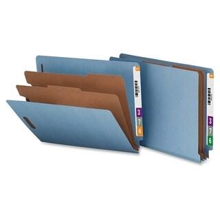 Nature Saver End Tab Classification Folder - (10/Box)