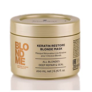 Schwarzkopf Professional Keratin Restore Blonde Mask