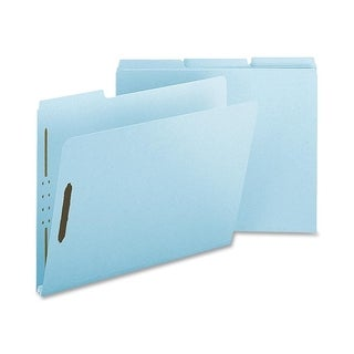 Nature Saver Pressboard Fastener Folder - (25/Box)