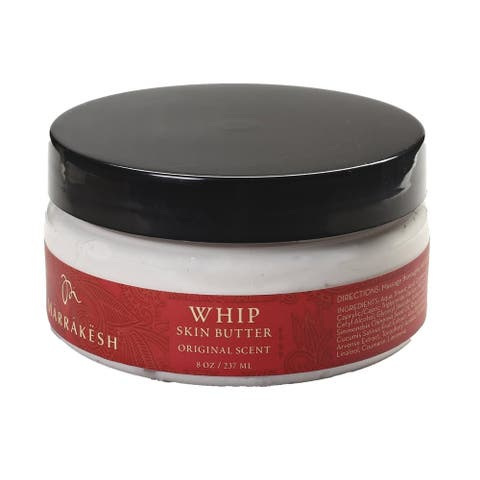 Earthly Body Marrakesh Whip 8-ounce Skin Butter