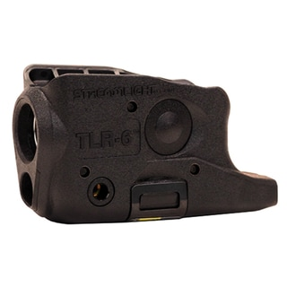 TLR-6 Subcompact Gun Mounted Light with Red Laser GLK 26/27/33
