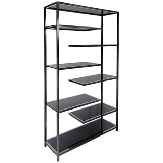Safavieh Couture High Line Collection Vaughn Stainless Steel Etagere