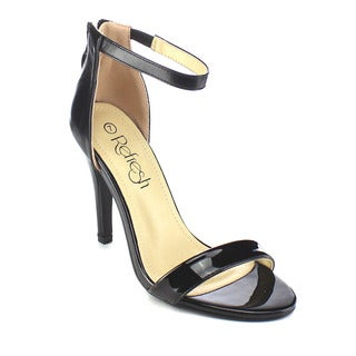 Beston AB14 Women's Ankle Strap Heels