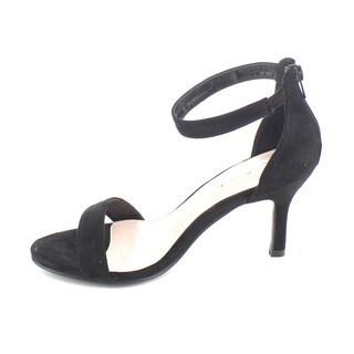 Beston AB13 Women's Ankle Strap Stiletto Heels