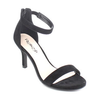 Beston AB13 Women's Ankle Strap Stiletto Heels