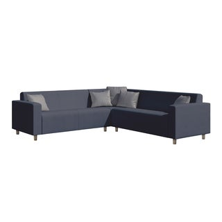 Graphite Frejus Corner Outdoor Sofa