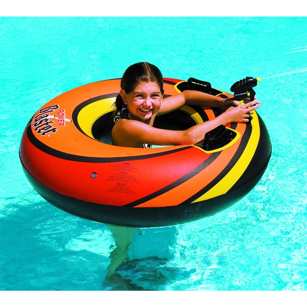 Swimline Powerblaster Dual Squirter Set for Swimming Pools